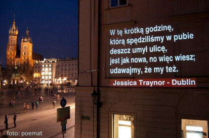 Krakow poem - Polish